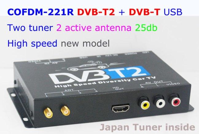 COFDM HD Wireless Video Receiver